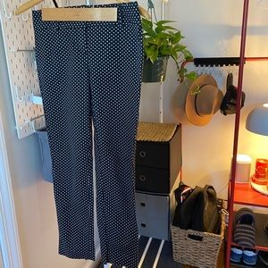 Dotted Work Pants